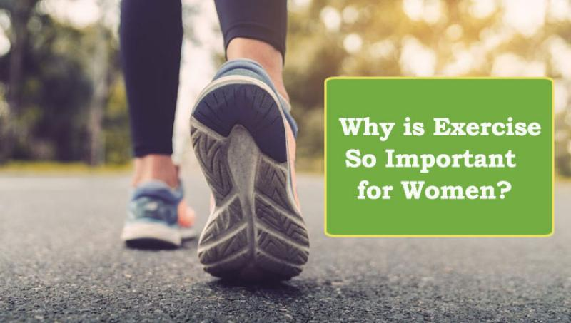 Health Benefits of Exercise for Women